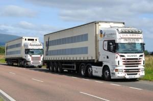 Both Lorries