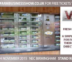 Come & Visit Us @ the Farm Business Innovation Show 11th & 12th November 2015