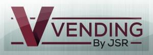 Vending by JSR Logo (badge)