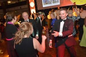 john  dancing