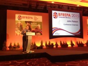 John Retson - Conference Chairman 2015