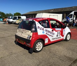 Success for Finlay Retson Motorsport